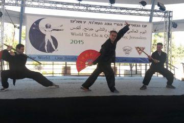 יום הטאי צ'י והצ'י גונג 2015